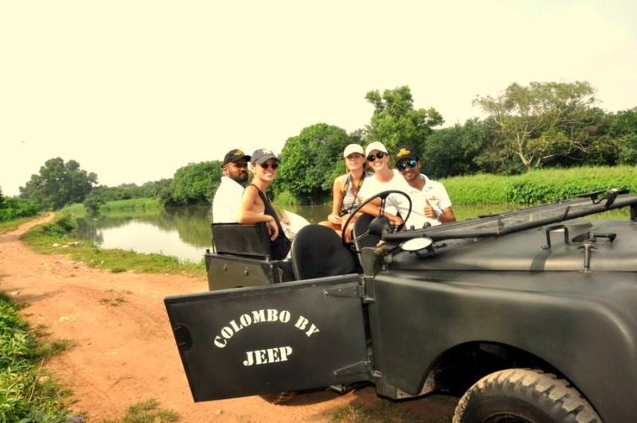Habarana Safari Day tour from Colombo (2)